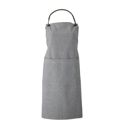 Bloomingville Apron - grey - 100% coton - Bloomingville
