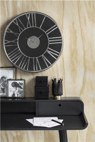 Lene Bjerre Design Wooden desk - black  - L115xW60xH90 - Lene Bjerre Design