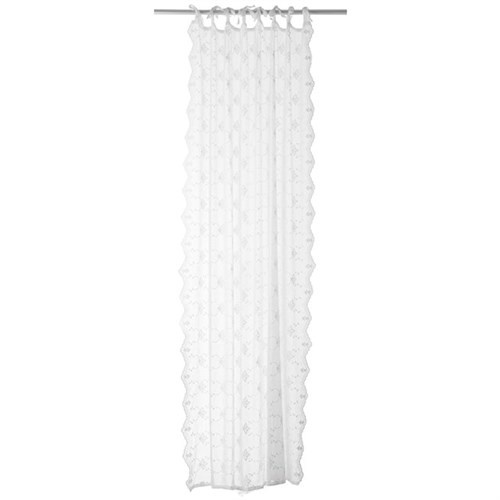 Lene Bjerre Design Adellia curtain - off white - 250x160cm - Lene Bjerre Design