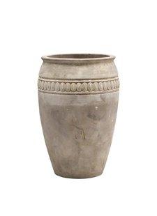Lene Bjerre Design Grand pot ethnique en Céramique - Ø48x74cm - Lene Bjerre Design