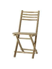 Lene Bjerre Design Bamboo folding chair Outdoor - L45xW55xH95cm - Lene Bjerre Design