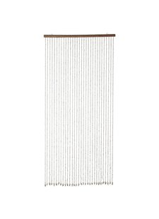 Lene Bjerre Design Shells Curtain - natural - L201xW79cm - Lene Bjerre Design