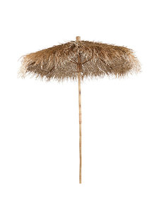Lene Bjerre Design Parasol en bambou - Ø150x240cm - Lene Bjerre Design