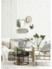 Lene Bjerre Design Cortina de conchas - Arenas blancas - L201xW79cm - Lene Bjerre Design