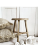 Bazar Bizar Cushion Raffia Natural - 60x60cm