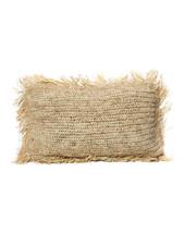 Cushion Raffia Natural - 30x50cm
