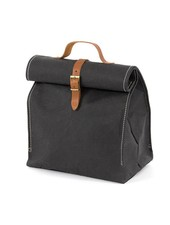 Uashmama Washable Paper Lunch Bag / Doggybag - Black - Uashmama