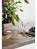 House Doctor Table de salle à manger - bois et métal - 200xW90xH74cm - House Doctor
