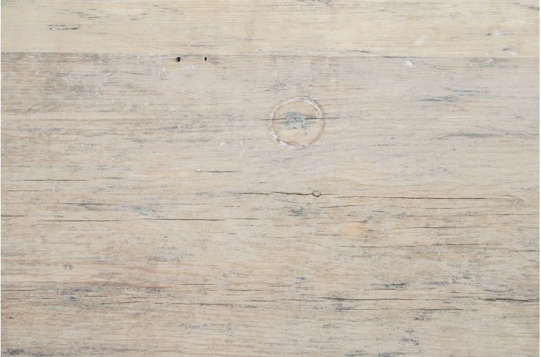 Table basse naturelle en bois brut - 140x54xh43cm