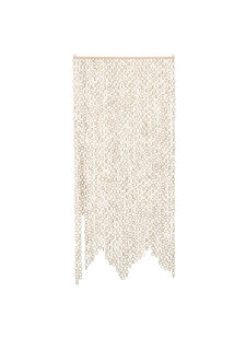 Bloomingville Cortina de bambu - natural - L200xW90cm - Bloomingville