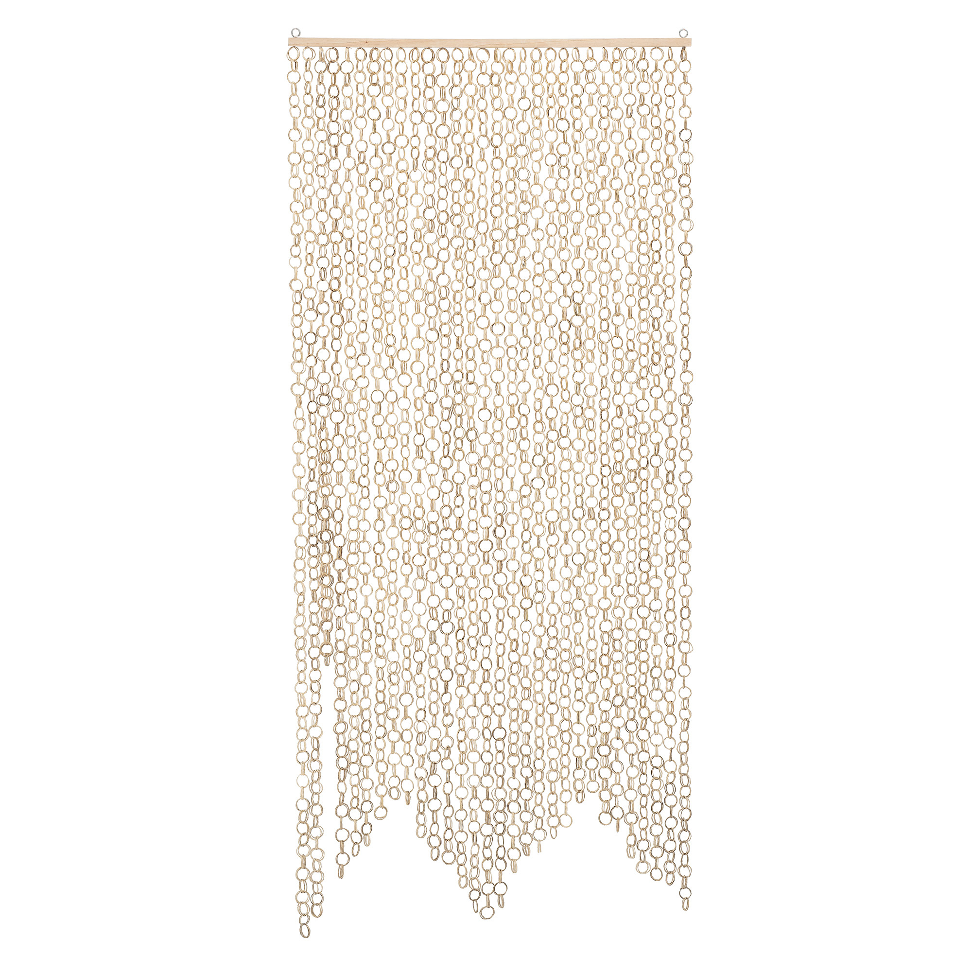 Bloomingville Bamboo Curtain - natural - L200xW90cm - Bloomingville