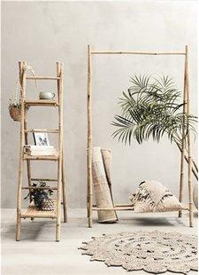 Lene Bjerre Design Clothing/Decoraction rack bambou - 103x50xH190cm - Lene Bjerre