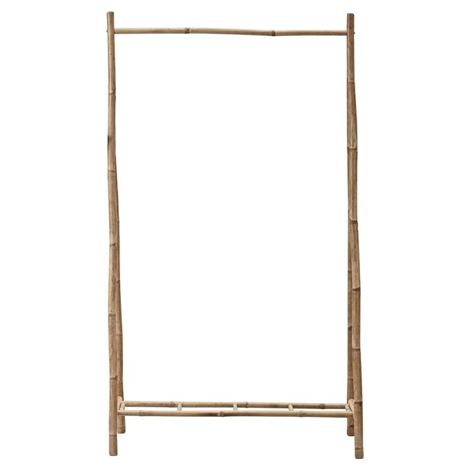 Lene Bjerre Design Clothing/Decoration rack bambou - 103x50xH190cm - Lene Bjerre