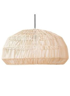 Ay Illuminate Suspension en rotin Nama1  - naturel -  Ø73x38 - Ay Illuminate