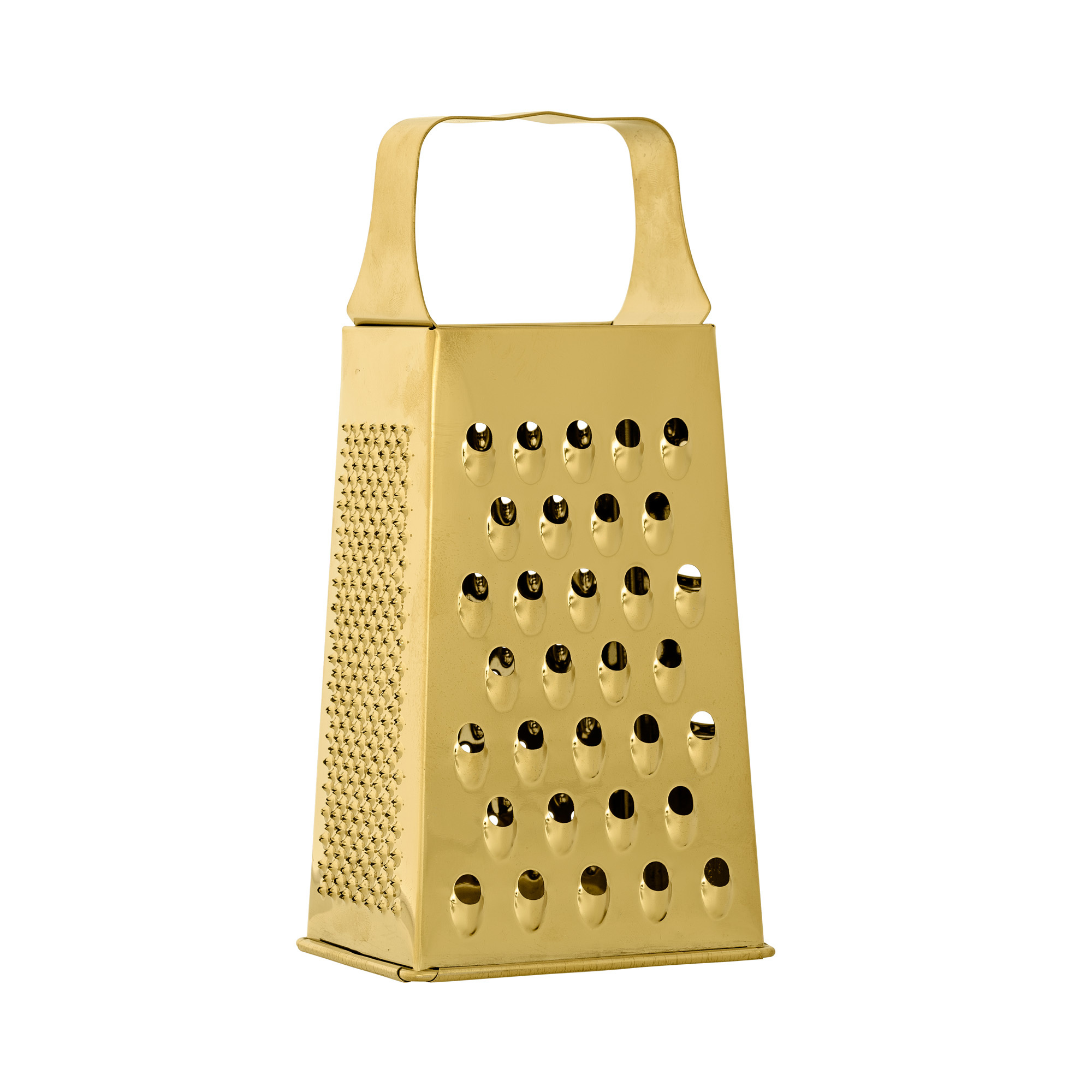 Bloomingville Grater, Gold, Stainless Steel - Bloomingville