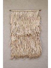 the dharma door  Tala Wall Hanging - palm leaves - Natural - h95cm -The dharma door