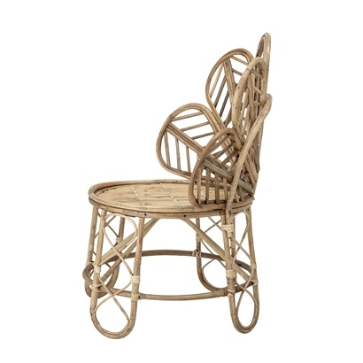 Bloomingville Chair Cane - natural - L73xH90xW56cm - Bloomingville
