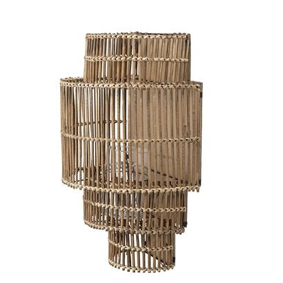 TineKHome linterna de pared de bambú - L37xH52xW24cm - Bloomingville