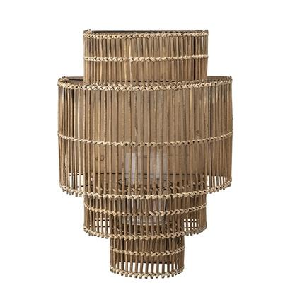 TineKHome Bamboo Wall lantern - L37xH52xW24cm - Bloomingville