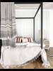 HK Living Tapis Berbère blanc/marron - 120x180 cm - HK Living