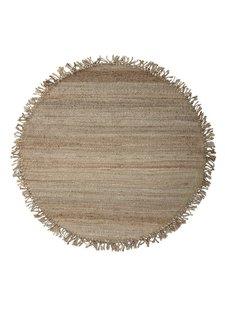 Bloomingville Round rug jute - natural - Ø150cm - Bloomingville