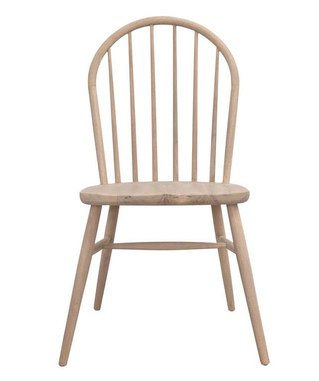Uniqwa Furniture  Chaise 'Amaya' en teck non traité - Naturel - Uniqwa Furniture