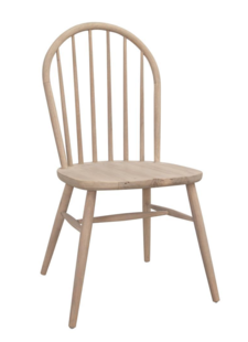 Uniqwa Furniture  Teak Plantation chair 'Amaya' Unfinished - Natural - Uniqwa Furniture