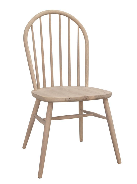 Uniqwa Furniture  Teak Plantation chair 'Amaya' Unfinished - Natural - Uniqwa Furniture