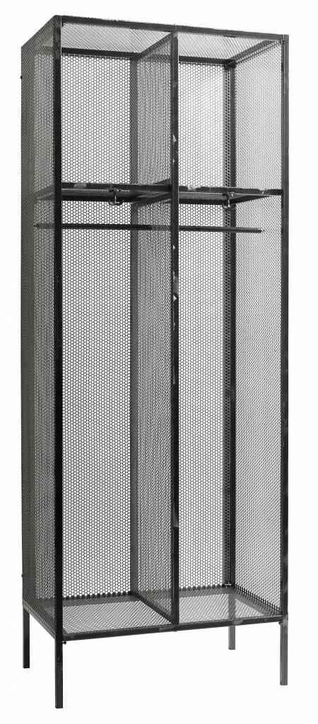 Nordal Dressing vestiaire industriel en métal RAW - Nordal