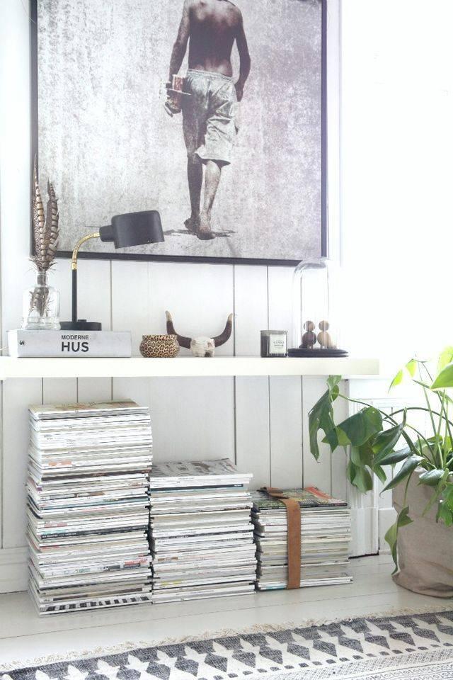 Block Rug House Doctor & Paperbag Uashmama - source photo : Henriette AmlieK