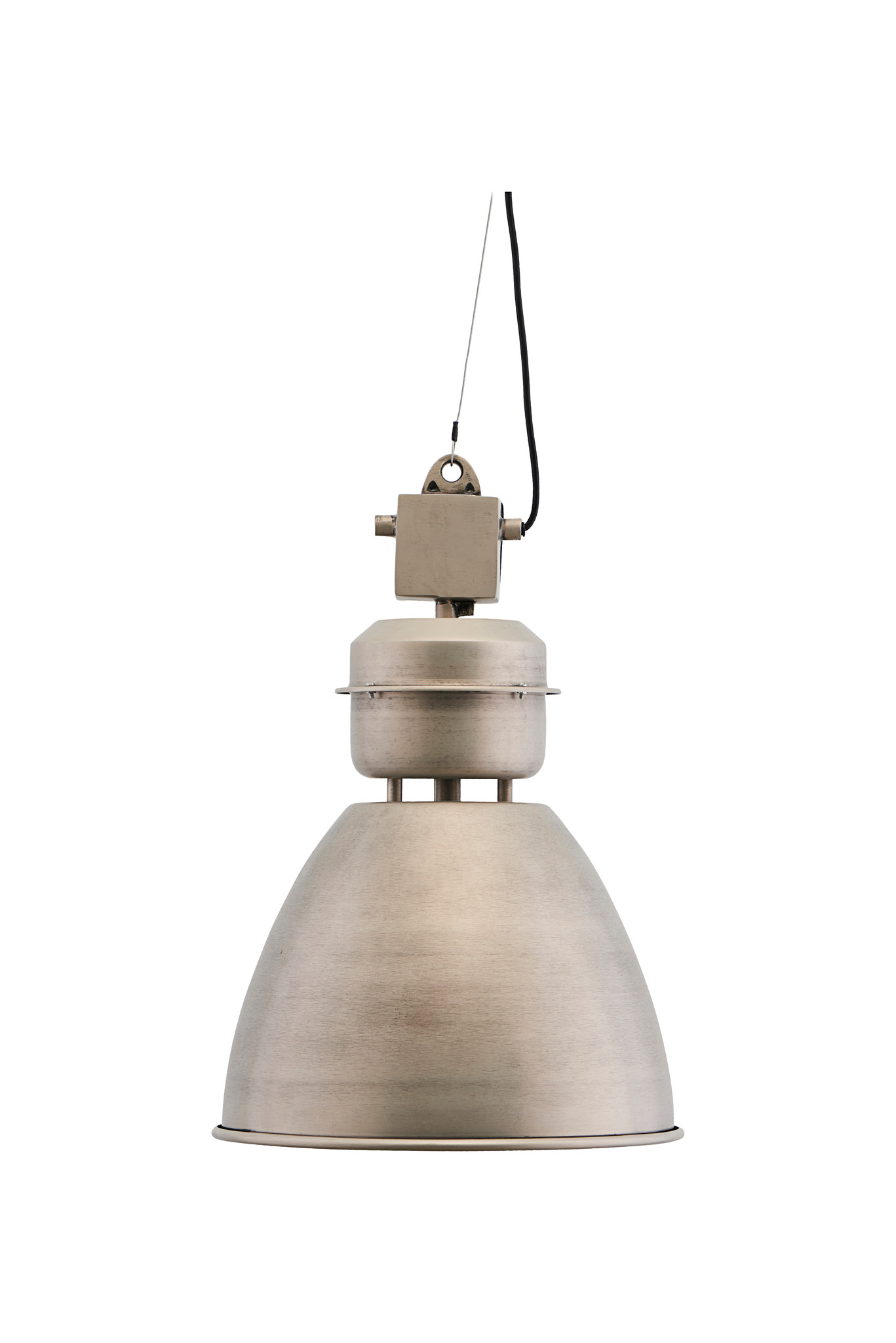 House Doctor lamp 'Warehouse' XL rustic - Ø35xh52cm - House Doctor