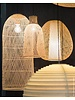 Ay Illuminate Lampe Suspension Bambou PLUME large - Naturel - Ø80x70cm - Ay illuminate