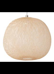 Ay Illuminate Bamboo Pendant Lamp PLUME large - Naturel - Ø80x70cm - Ay illuminate
