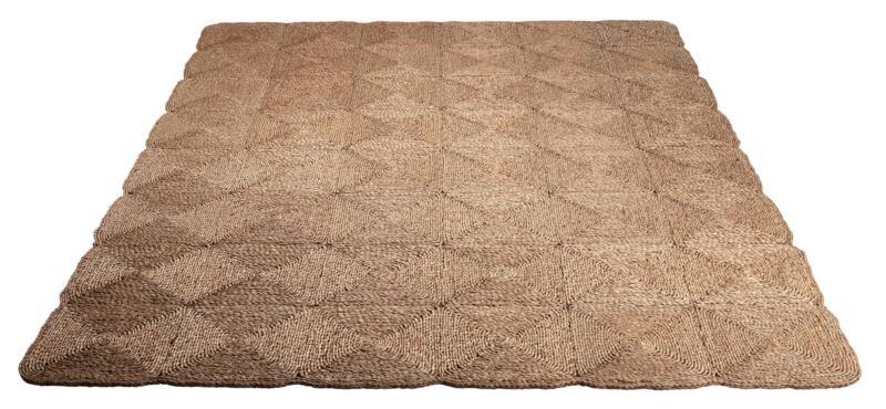 Petite Lily Interiors Mendong Rug - Natural / Brown - 180x240cm