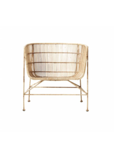 HK Living Rattan chair Cuun - Natural - House Doctor