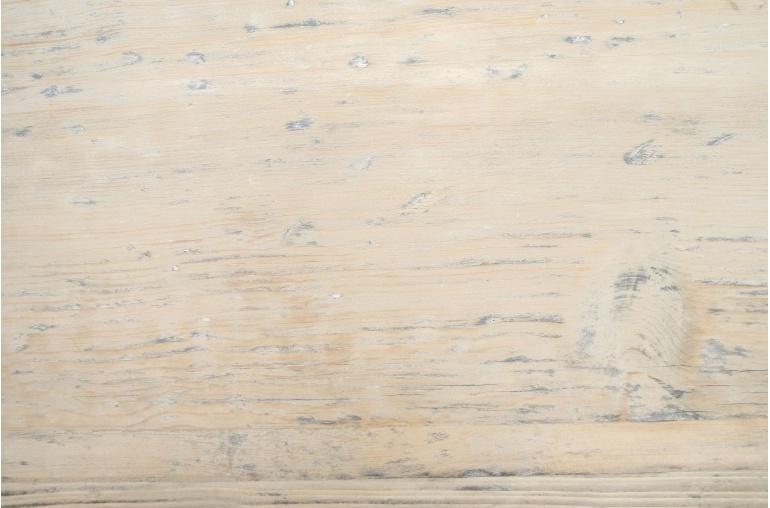 Petite Lily Interiors Console Table Vintage avec 4 tiroirs - Bois d'orme - L170x45xh85cm - pièce unique
