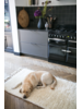 Petite Lily Interiors offwhite berber style Rug - 90x160cm - Wool
