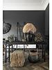 Broste Copenhagen Set de 2 paniers en Bambou - noir - Broste Copenhagen