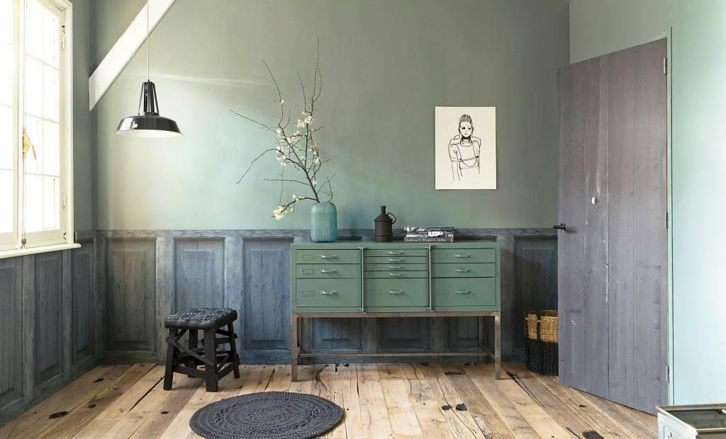 Jolis vert et tons pastels - Styling par VT Wonen