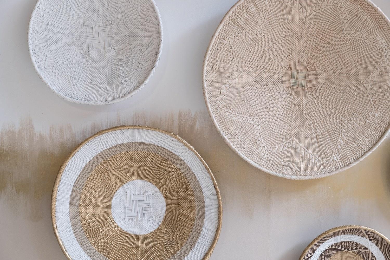 Petite Lily Interiors Tonga basket natural XL - Ø57-60cm