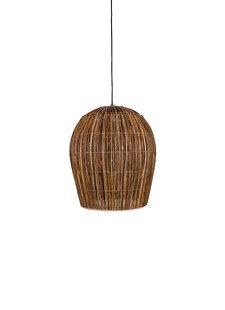Ay Illuminate Pendant Bulb Small - Rattan - Ø54xh63cm - natural - Ay Illuminate