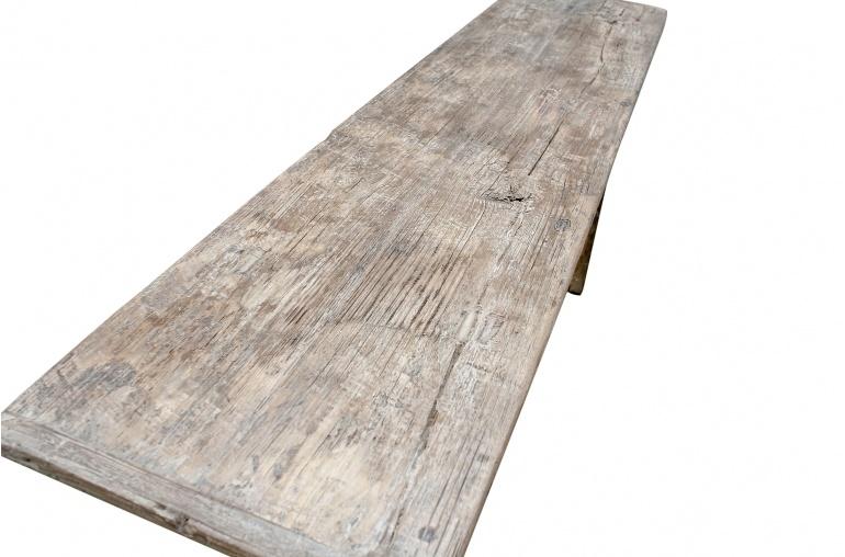 Console table Vintage - 191x45xh84cm - unique product - elm wood