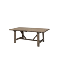 Snowdrops Copenhagen Dining room table recycled pine wood - 200x100xh78H