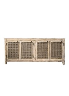 Bloomingville Buffet / Sideboard - naturel - L175xH75xW48 - Bloomingville