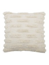 Bloomingville Cushion - blanc - 50x50cm - Bloomingville