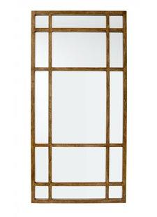 Nordal wooden mirror 'Spirit' - 101x203cm - Nordal