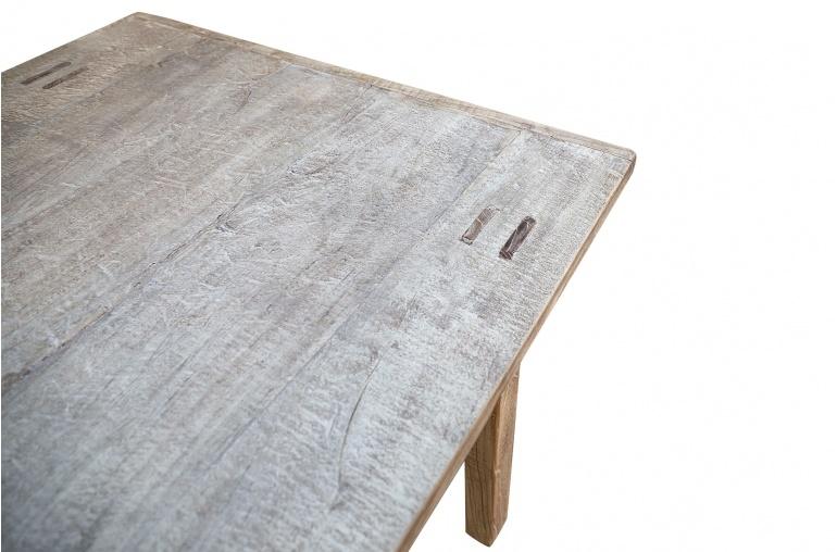Petite Lily Interiors Dining room table - Walnut - 194x94xH78cm - unique piece