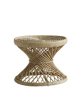 TineKHome Rattan coffee table - Natural - Ø60x47cm - TineKHome