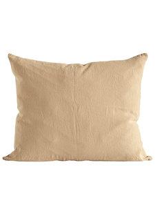 TineKHome Cushion cover 100% linen - Oat / Gold - 50x60cm - TineKHome