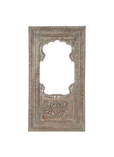 Petite Lily Interiors Indian Wooden frame -  105x10xH190cm - unique item